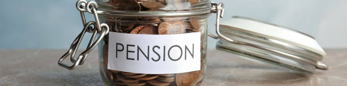 pension rights on divorce