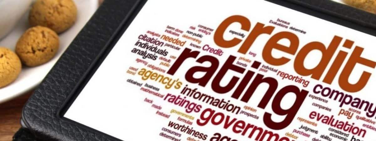 Does IVA affect credit rating?