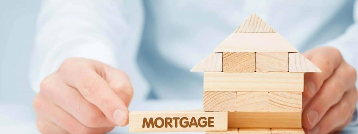 Fixed term contract mortgage